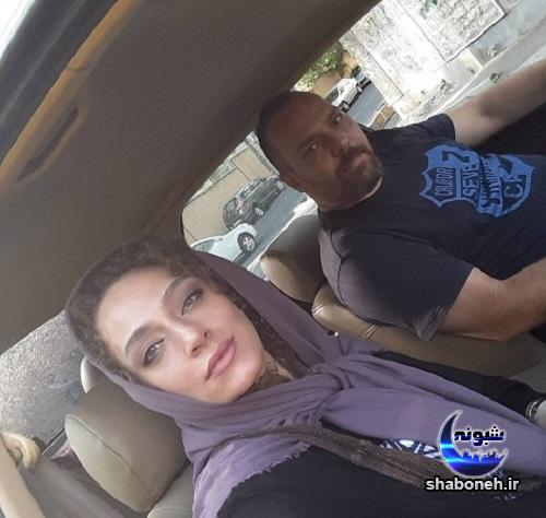 بیوگرافی نگین معتضدی و همسرش جواد خیرخواه +ماجرای طلاق