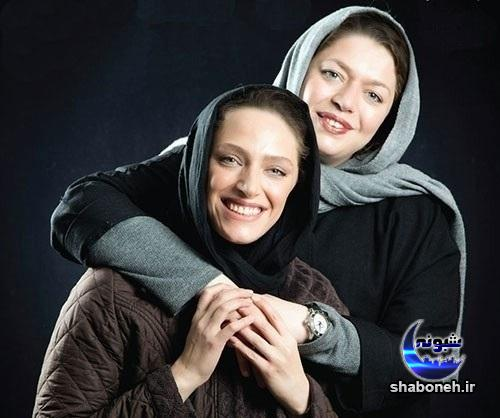 بیوگرافی نگین معتضدی و خواهرش طلا معتضدی