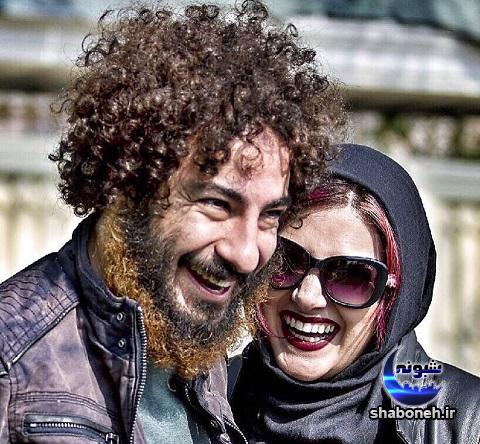 بیوگرافی نوید محمدزاده و همسرش