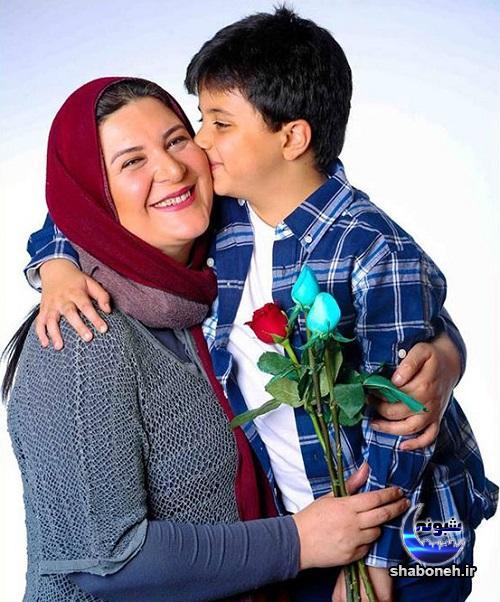 بیوگرافی ریما رامین فر و همسر بازیگرش