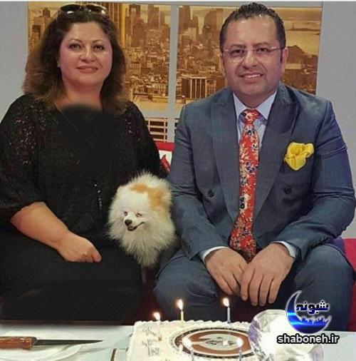 بیوگرافی سعید کریمیان و همسرش