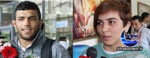 بیوگرافی سعید ملایی و همسرش