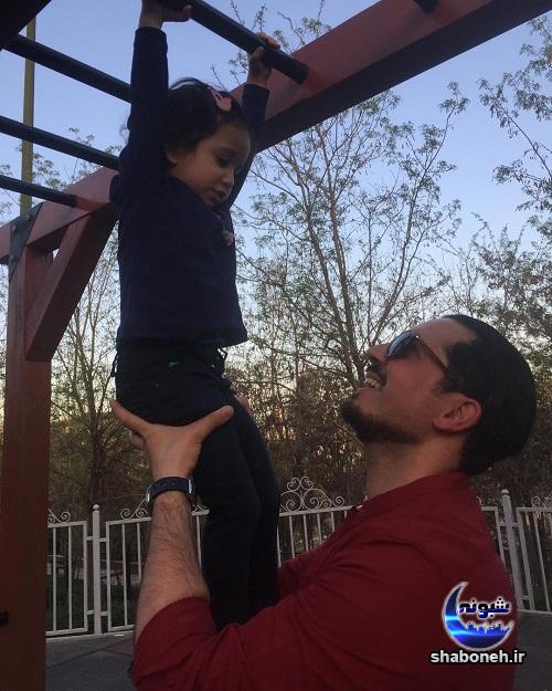 بیوگرافی محمد یاسین رامین و دخترش