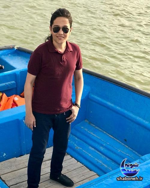 بیوگرافی امین بانی خواننده پاپ