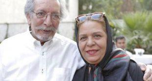 بیوگرافی بهمن مفید و همسرش