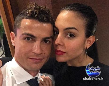 بیوگرافی کریستیانو رونالدو و همسرش