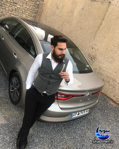 بیوگرافی احسان سلحشور و همسرش