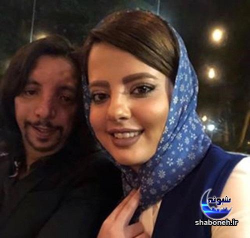 بیوگرافی فرهاد ایرانی مهمان ماه عسل + مهسا قنواتی همسر فرهاد ایرانی
