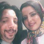 بیوگرافی فرهاد ایرانی و همسرش مهسا قنواتی + عکس های شخصی