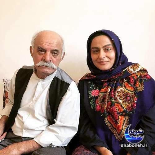 بیوگرافی فریبا سهرابی و همسرش