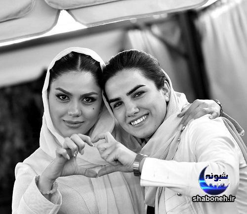 بیوگرافی فرشته کریمی و همسرش
