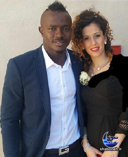 بیوگرافی گادوین منشا و همسرش