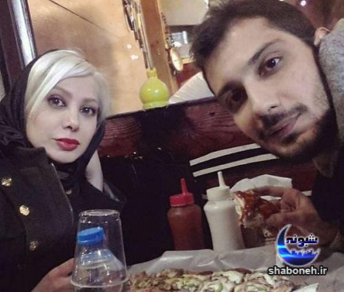بیوگرافی گلناز عباسی و همسرش
