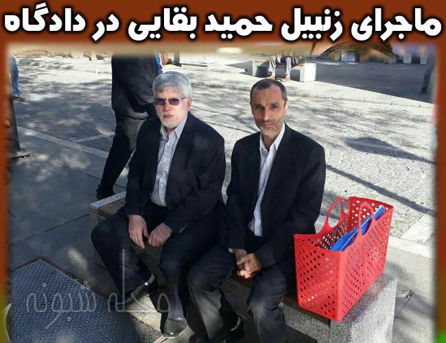 حمید بقایی کیست؟ | بیوگرافی حمید بقایی + علت زندان و اعتصاب غذا