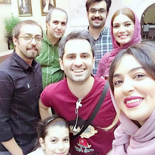 حمید شریف زاده بازیگر نقش حمید در سریال ترور خاموش