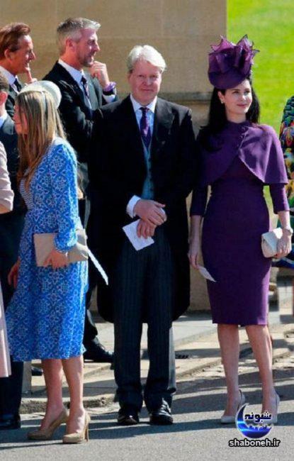 جشن عروسی پرنس هری و مگان مارکل