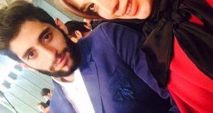 بیوگرافی میلاد عبادی پور و همسرش