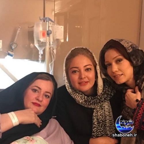 بیوگرافی نعیمه نظام دوست و همسرش
