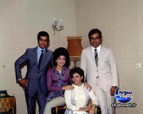 عکس های ناصر ملک مطیعی از جوانی تا به امروز