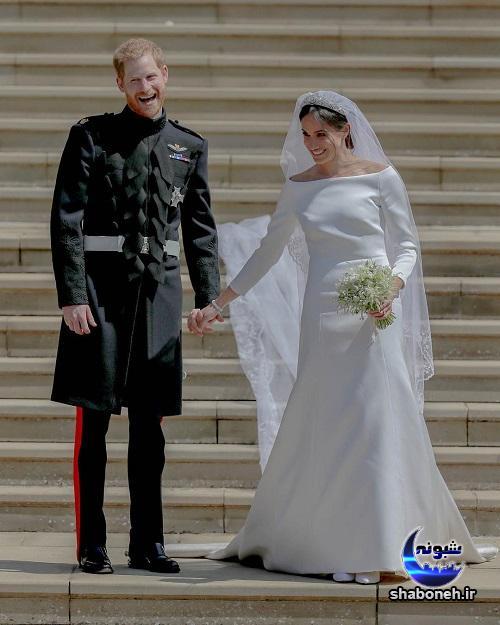 بیوگرافی پرنس هری و همسرش