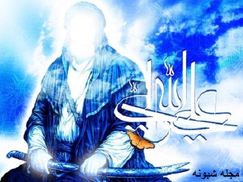 عکس نوشته شهادت امام علی و پروفایل شب قدر