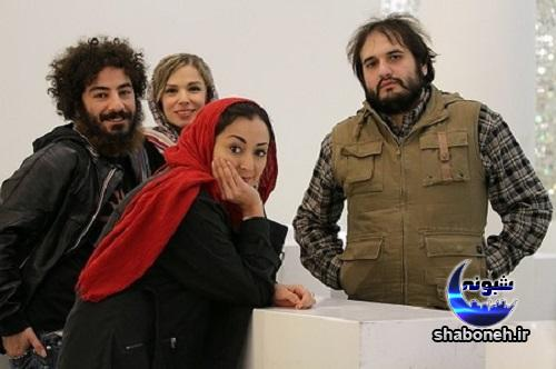 بیوگرافی رضا درمیشیان و همسرش