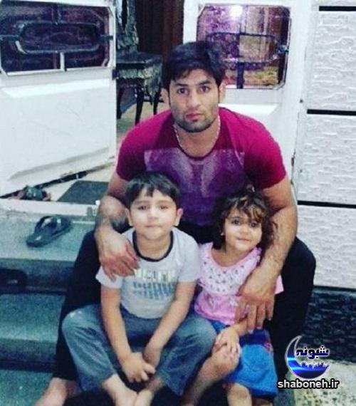 بیوگرافی سعید عبدولی و همسرش