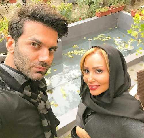 پرستو صالحی بازیگر و همسرش +عکس از کودکی تا خانواده