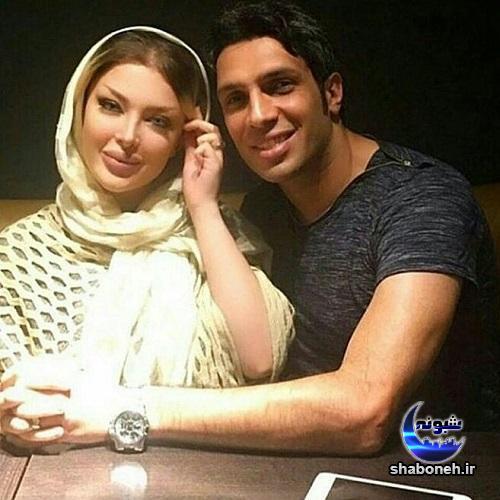 بیوگرافی سپهر حیدری و همسرش