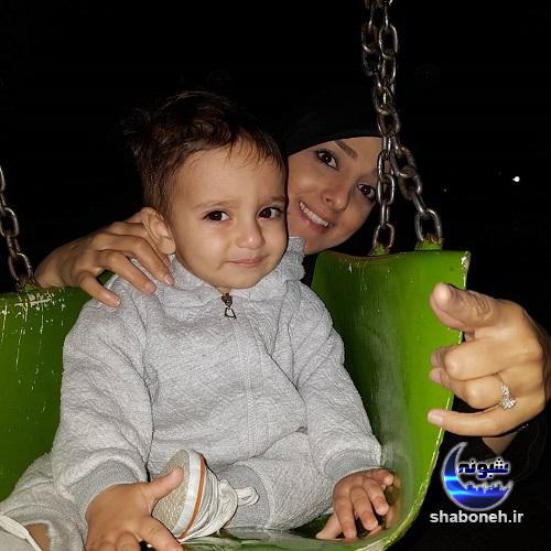 بیوگرافی ستاره سادات قطبی و همسرش