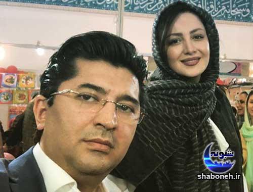 بیوگرافی شیلا خداداد و همسرش