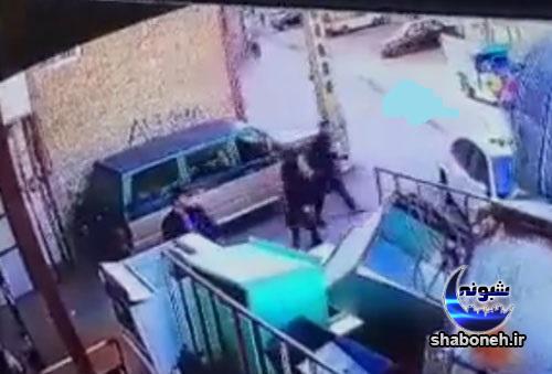 فیلم دزدیدن دختر تبریزی در ملاعام