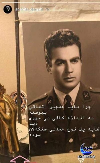 حوادث مراسم ناصر ملک مطیعی