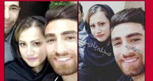 بیوگرافی علیرضا جهانبخش فوتبالیست و همسرش + عکس خانواده