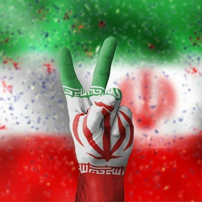 عکس تیم ایران برای پروفایل