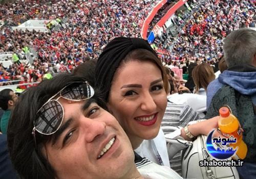 تماشاگران بازی ایران و مراکش