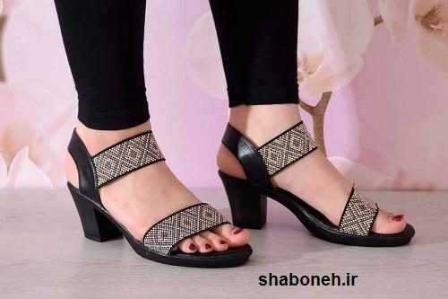 مدل صندل زنانه پاشنه دار و پاشنه بلند و کفش صندل دخترانه