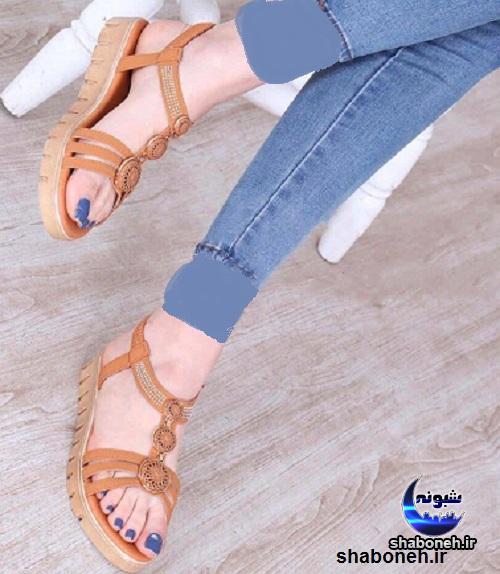 مدل صندل زنانه و کفش صندل دخترانه