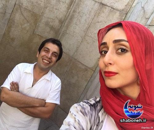 بیوگرافی عباس جمشیدی فر و همسر بازیگرش