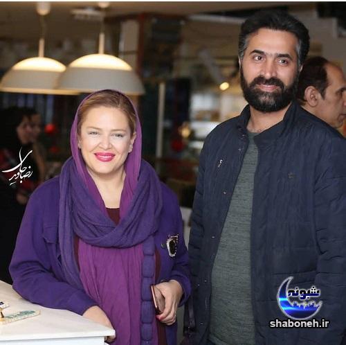 بیوگرافی امیرخسرو عباسی و همسرش