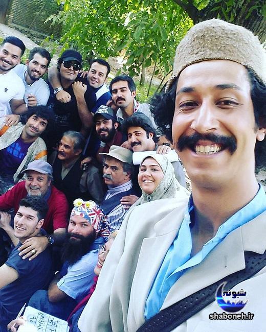 طلاق پدر و مادر بهرام افشاری + جزئیات و تصاویر خانواده