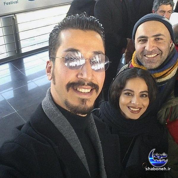 بیوگرافی بهرام افشاری و همسرش