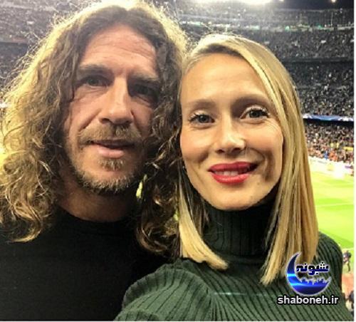 بیوگرافی کارلس پویول و همسرش