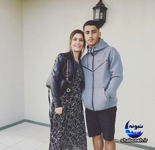 بیوگرافی دنیل ارزانی فوتبالیست ایرانی الاصل