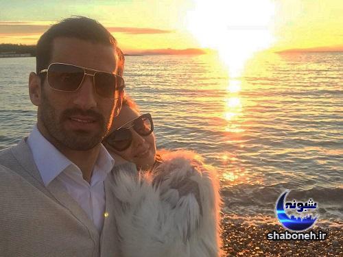 بیوگرافی احسان حاج صفی و همسرش