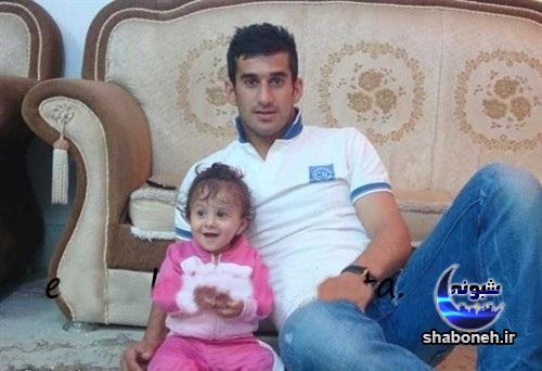 بیوگرافی احسان حاج صفی و دخترش