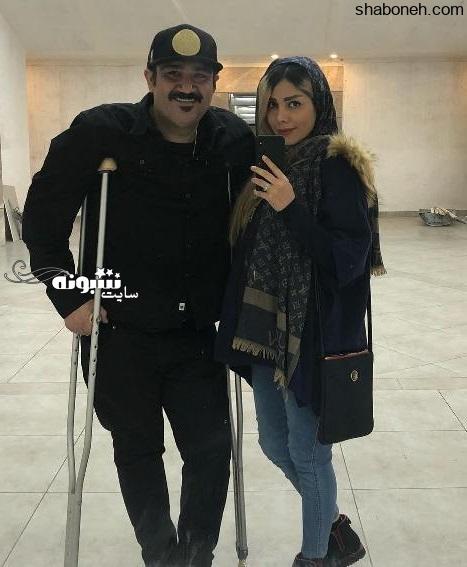 بیوگرافی مهران غفوریان و همسرش آرزو + آشنایی جالب با همسرش