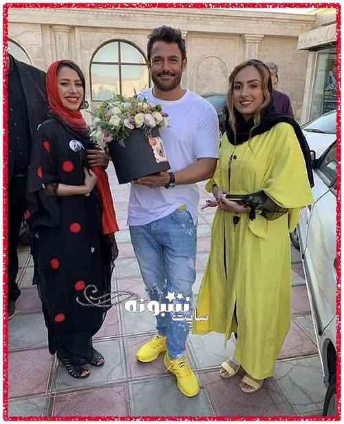 بیوگرافی محمدرضا گلزار بازیگر و همسرش و پدر و مادر و خواهر
