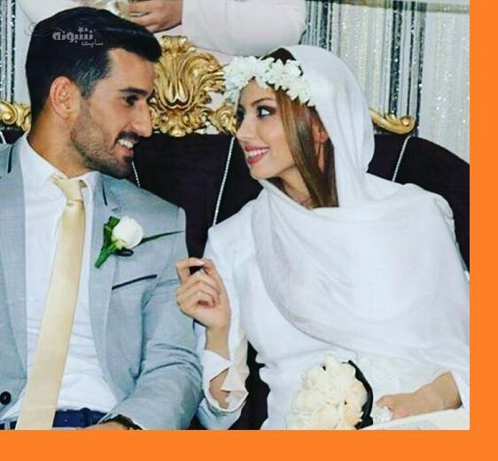 بیوگرافی احسان حاج صفی و همسرش + دخترش