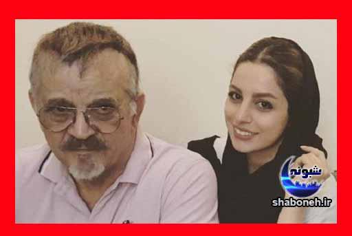بیوگرافی مهدی فخیم زاده و همسرش